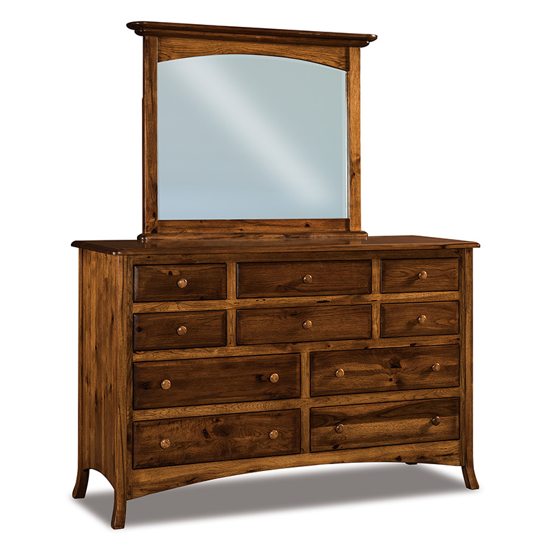 Carlisle 10 Drawer Dresser