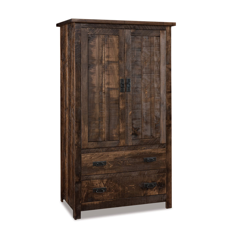 Dumont Armoire 2 Drawer