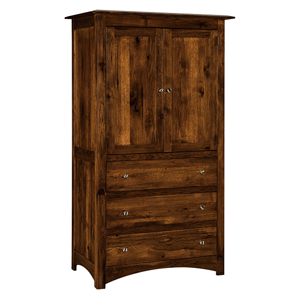 Finland 3 Drawer Armoire