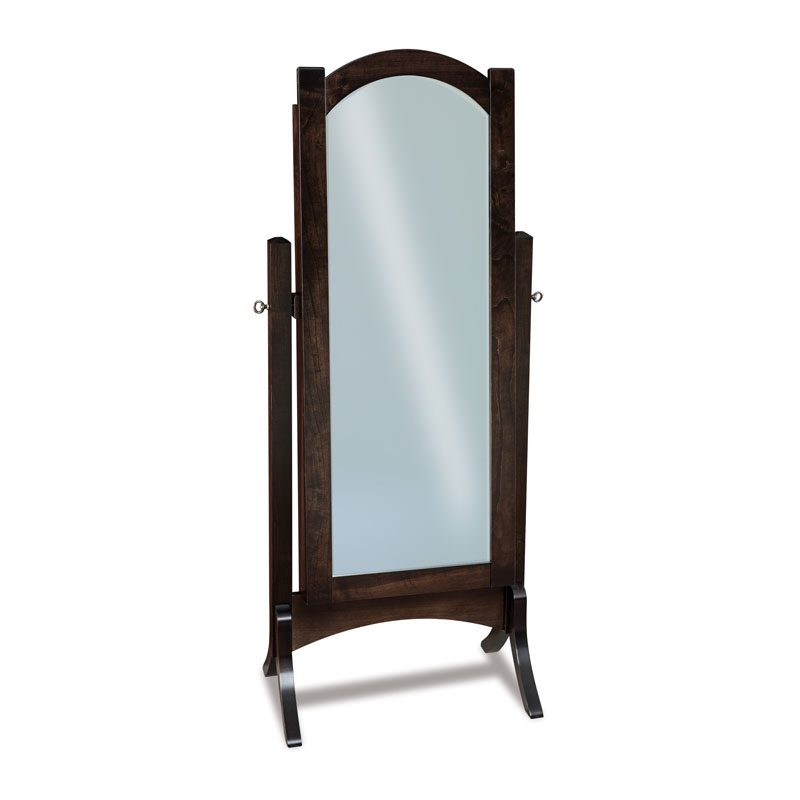 Finland Beveled Jewelry Mirror