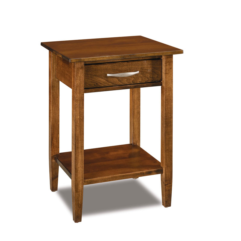Impresa 1 Drawer Open Nightstand