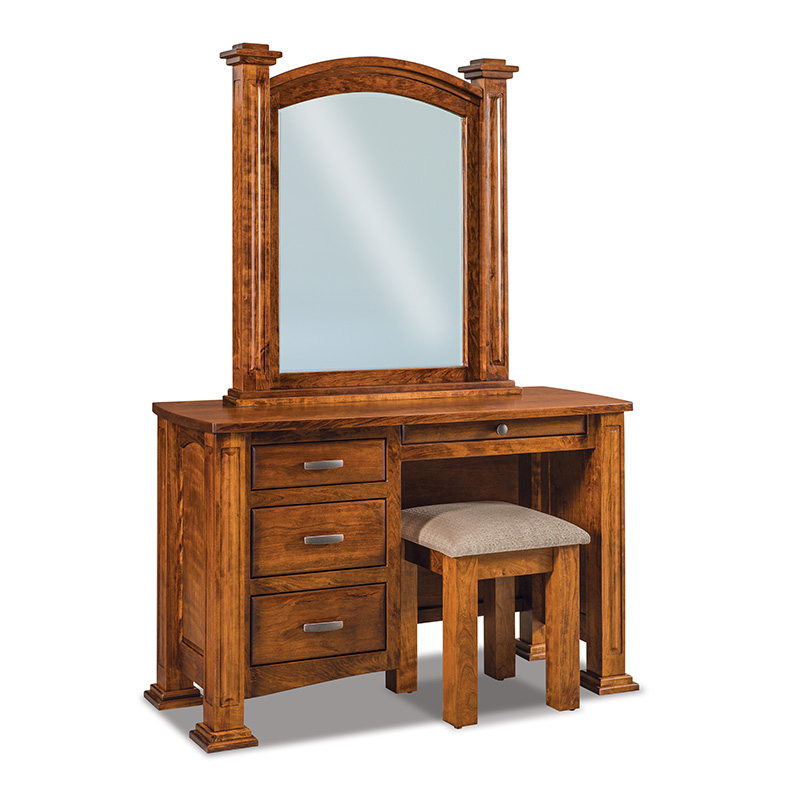 Lexington Vanity Dresser with Bench