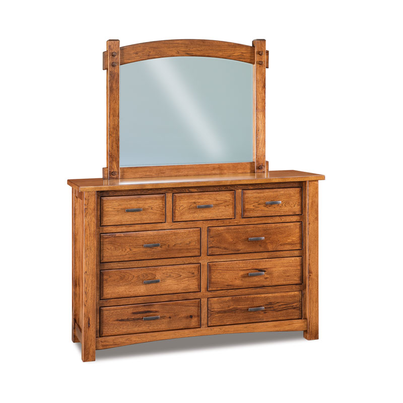 "Timbra 9 Drawer Dresser 42.75""H"