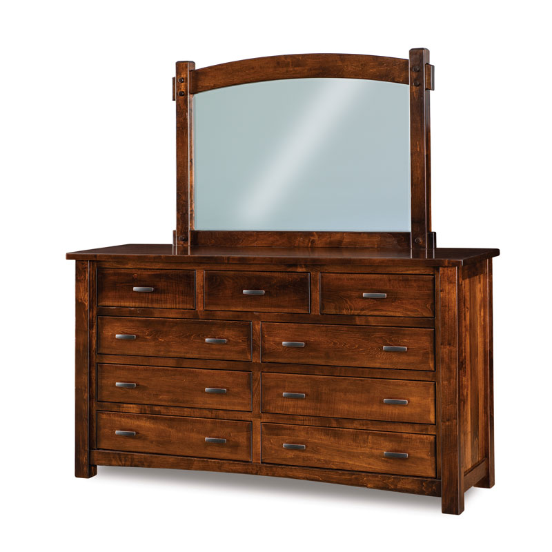 "Timbra 9 Drawer Dresser 75""W"