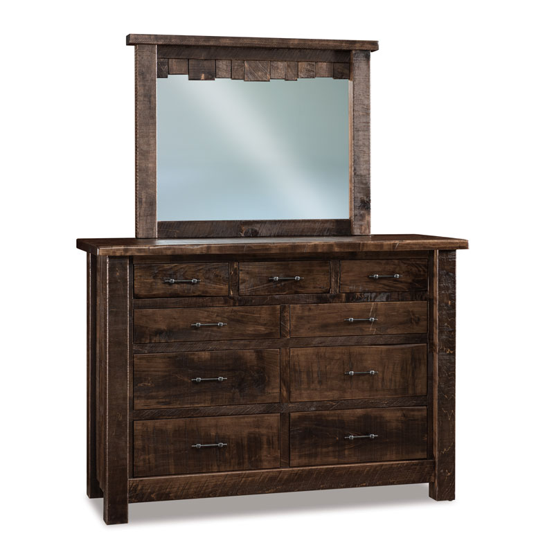 Vandella 9 Drawer Dresser