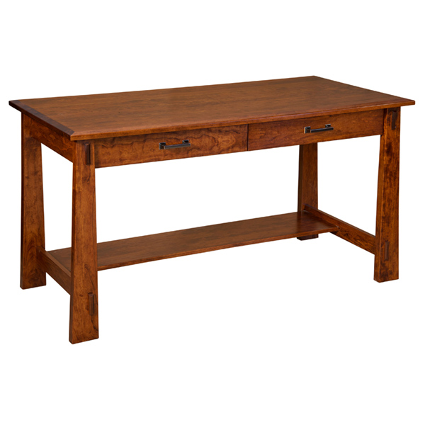 Amish Modesto Writing Desk | Amish Furniture | Shipshewana Furniture Co.