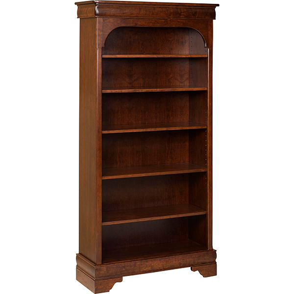 more information, Amish Bellamy Bookcase | Amish Furniture | Shipshewana  Furniture Co. - Amish Bookcases, Amish Furniture Shipshewana Furniture Co.