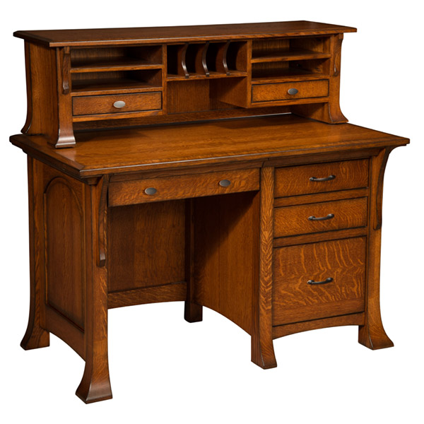 Amish Breckenridge Student Desk | Amish Furniture | Shipshewana Furniture Co.