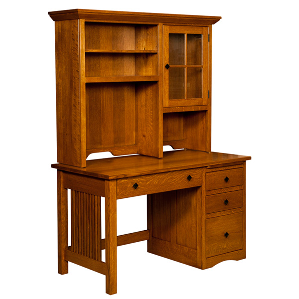 Amish Mission Student Desk | Amish Furniture | Shipshewana Furniture Co.