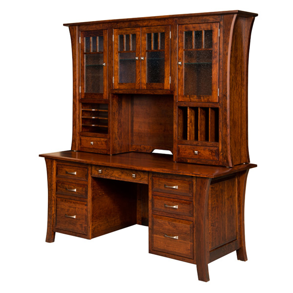 Amish Ensinada Wall Desk | Amish Furniture | Shipshewana Furniture Co.