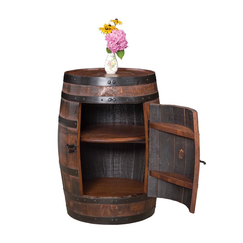 Barrel Cabinet Shipshewana Furniture Co