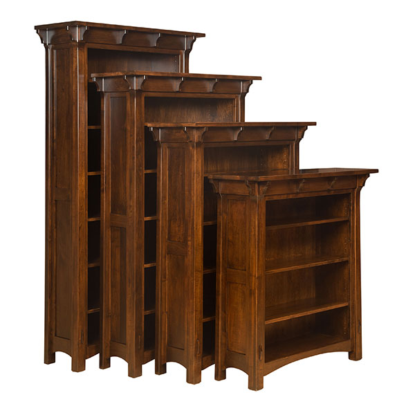 Manitoba Open Bookcase