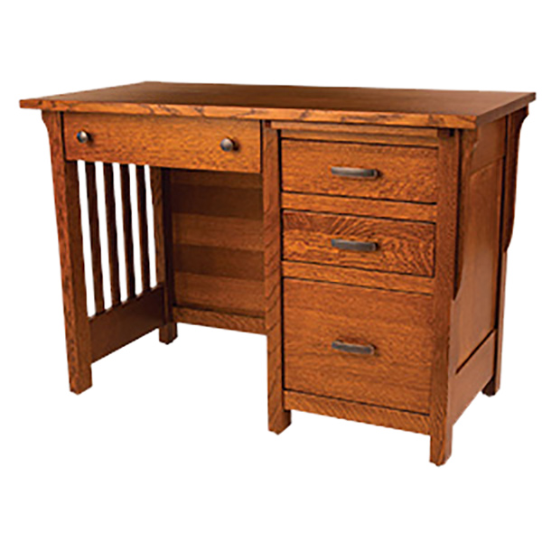 Amish Boston Student Desk | Amish Furniture | Shipshewana Furniture Co.