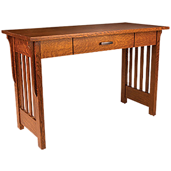 Amish Boston Writing Desk | Amish Furniture | Shipshewana Furniture Co.