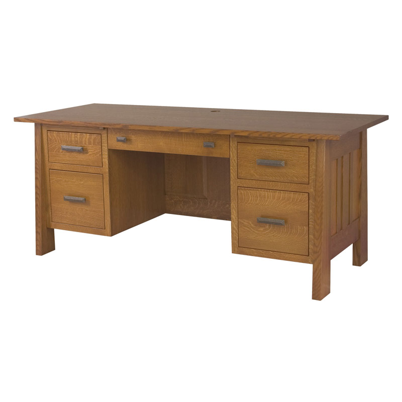 Freemont Mission File Desk 74""