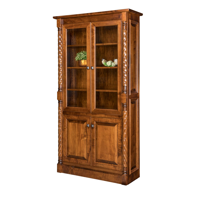 Kincaid Bookcase w-4 Doors