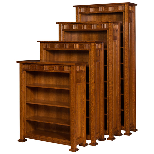 Keystone Open Bookcase