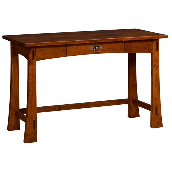 Amish Modesto Writing Table | Amish Furniture | Shipshewana Furniture Co.