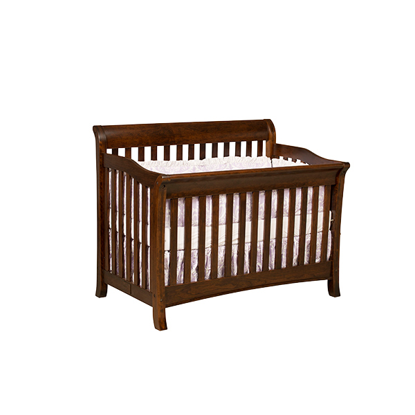 More Information, Amish Berkley Crib | Amish Furniture | Shipshewana  Furniture Co.