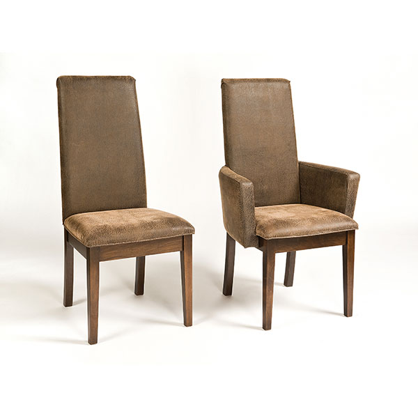 Amish Burbank Dining Chairs | Amish Furniture | Shipshewana Furniture Co.