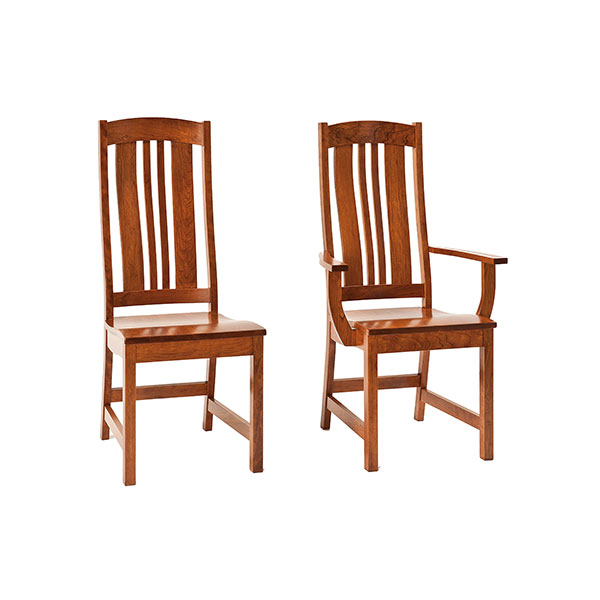 Amish Canton Dining Chairs | Amish Furniture | Shipshewana Furniture Co.