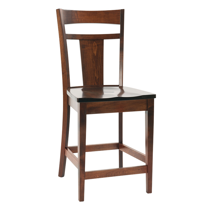 Landolt  Stationary Bar Chair