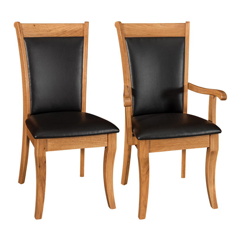 Groovy Amish Dining Chairs Shipshewana Furniture Co Cjindustries Chair Design For Home Cjindustriesco