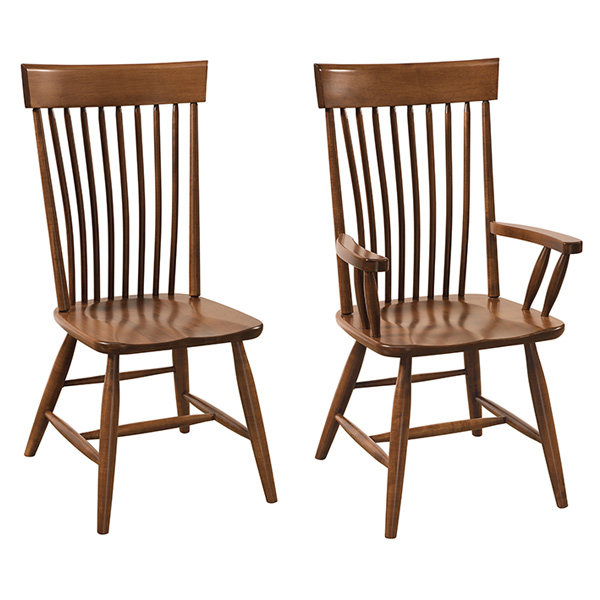 Amish Armstrong Dining Chairs | Amish Furniture | Shipshewana Furniture Co.