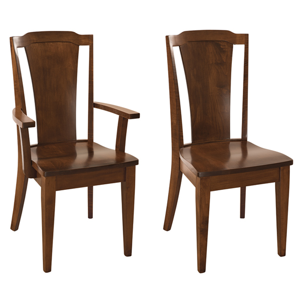 Amish Clement Dining Chairs | Amish Furniture | Shipshewana Furniture Co.