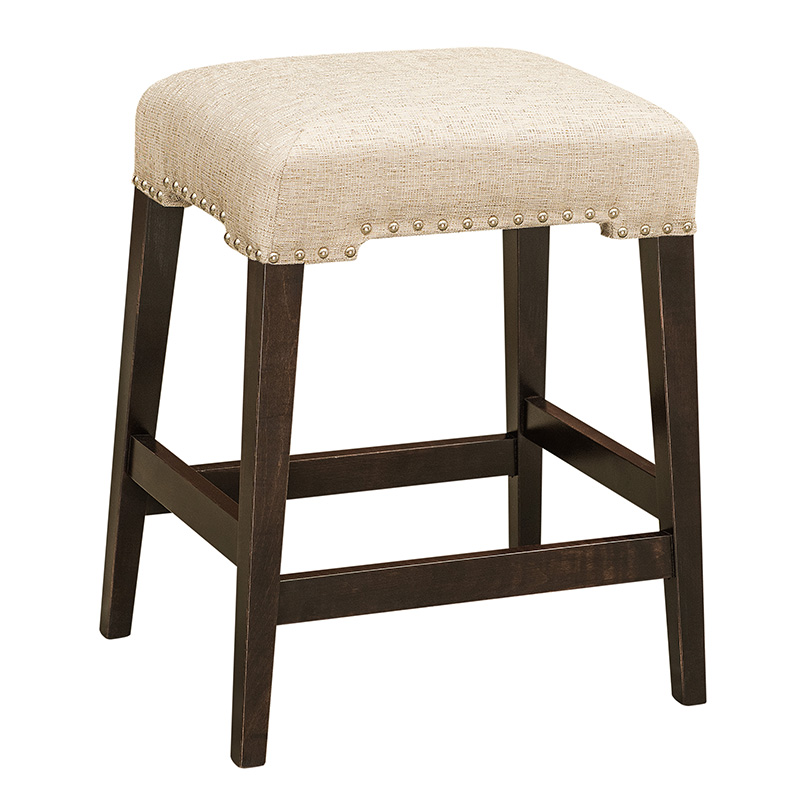 Albright Stationary Bar Chair