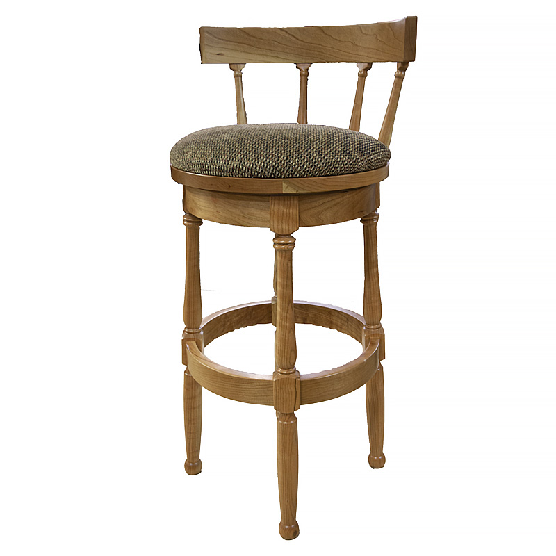 Cortland Barstools with Easton Back 30in
