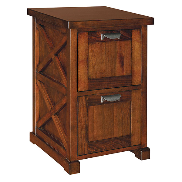 Amish Dexter File Cabinet | Amish Furniture | Shipshewana Furniture Co.