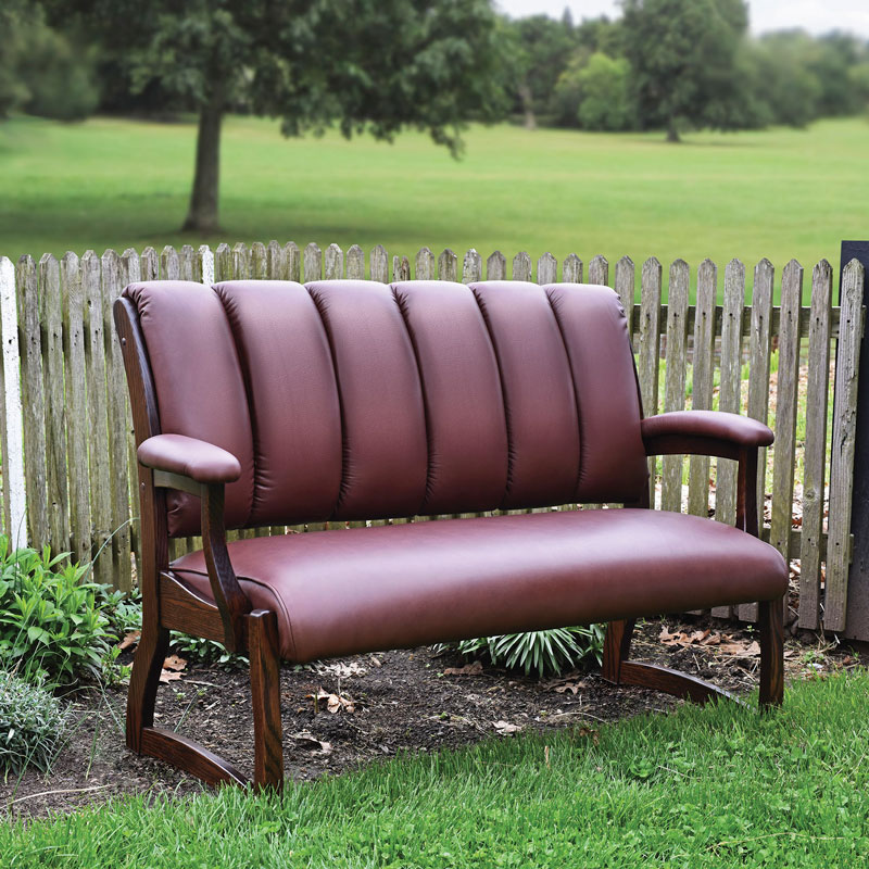 Terrific Edelweiss Bench Machost Co Dining Chair Design Ideas Machostcouk