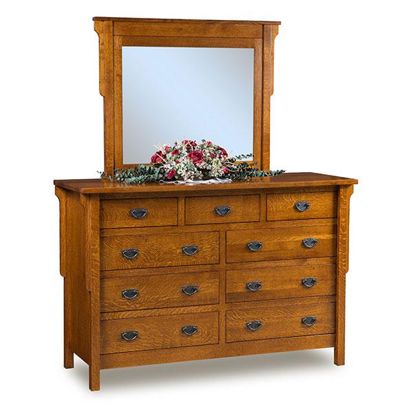 Lafayette dresser shipshewana furniture co for W furniture lafayette la