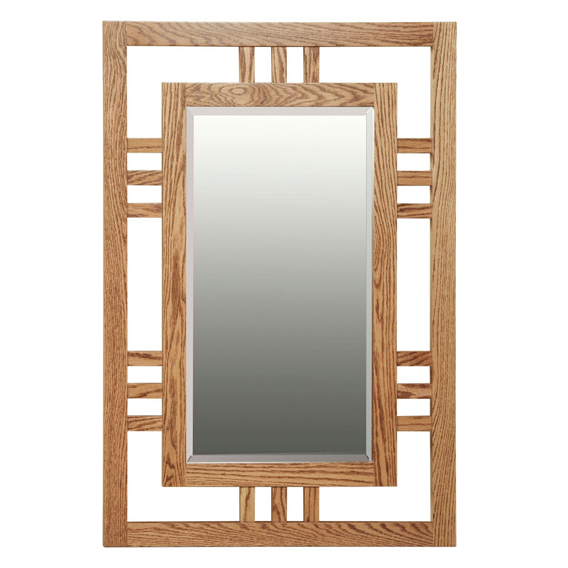 Modern Mission Mirror - Large