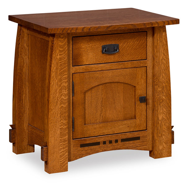Canyon 1 Door 1 Drawer Nightstand