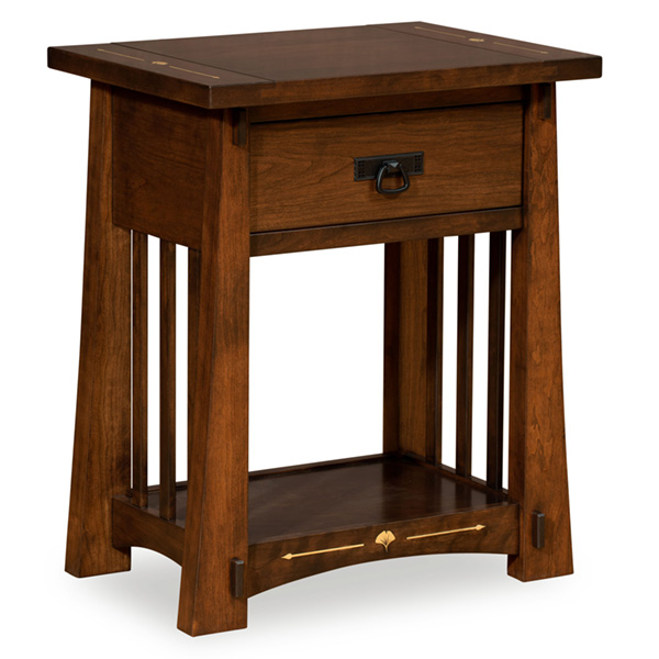 Medina 1 Door Open Nightstand