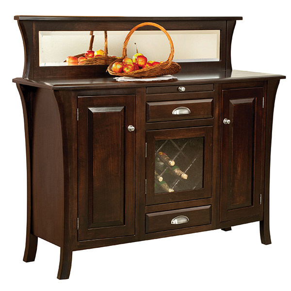 Amish Emiliano Buffet | Amish Furniture | Shipshewana Furniture Co.