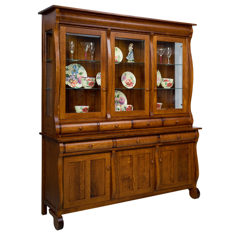 Hillsdale Hutch - Closed Deck