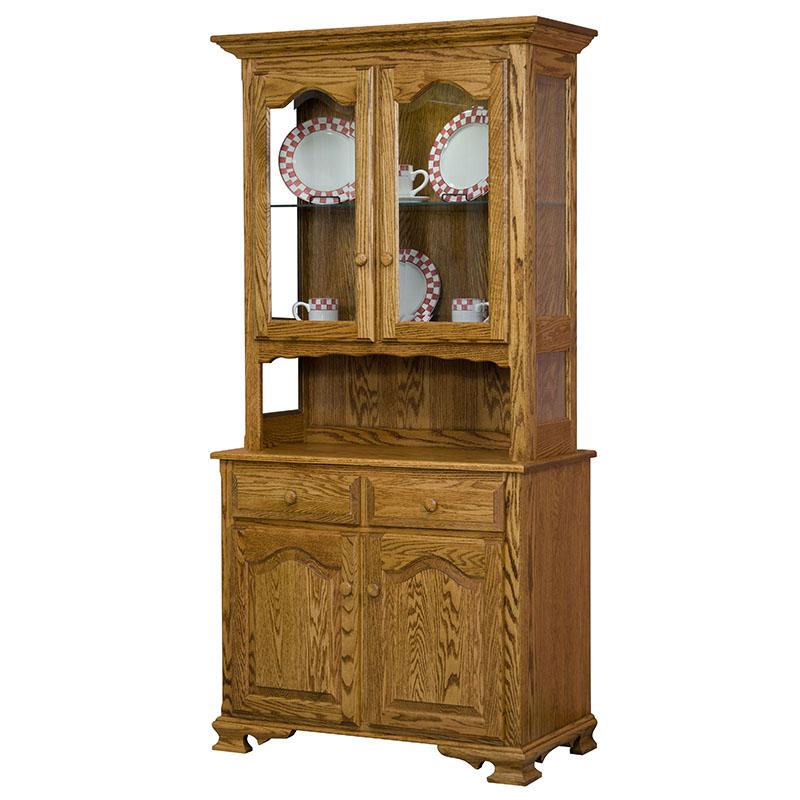 lasalle hutch shipshewana furniture co