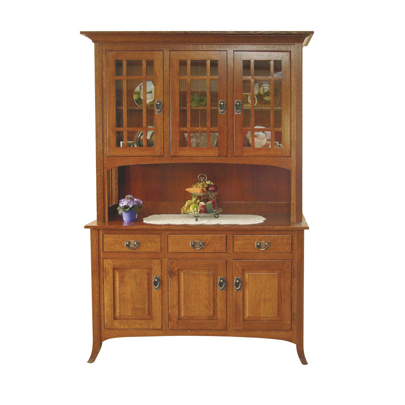 Oliver Mission Hutch