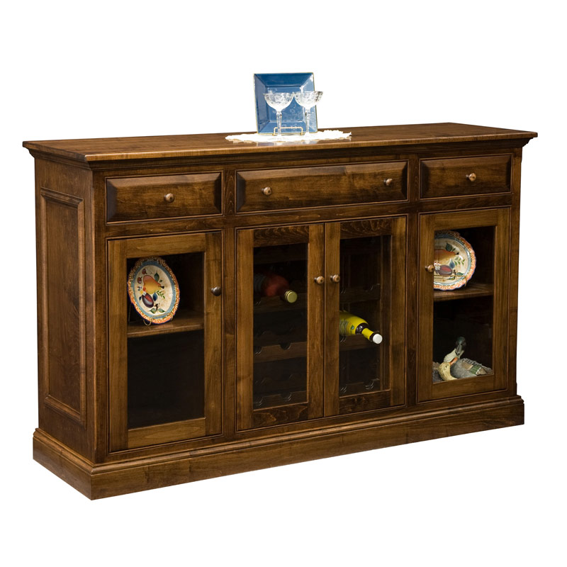 Julianne Wine Cabinet