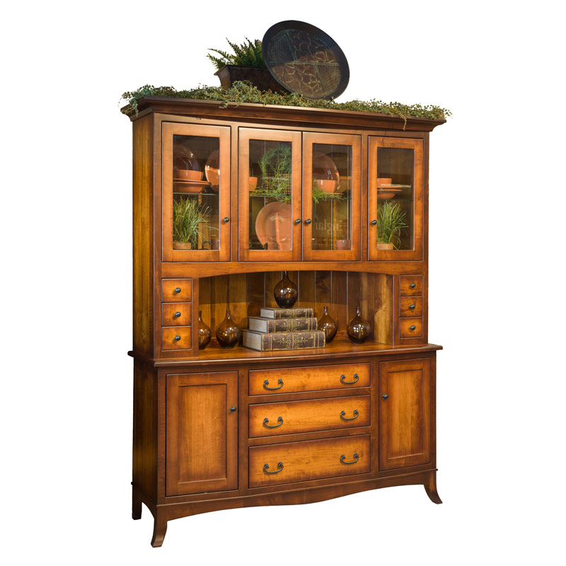 Amish Marlow Hutch | Amish Furniture | Shipshewana Furniture Co.