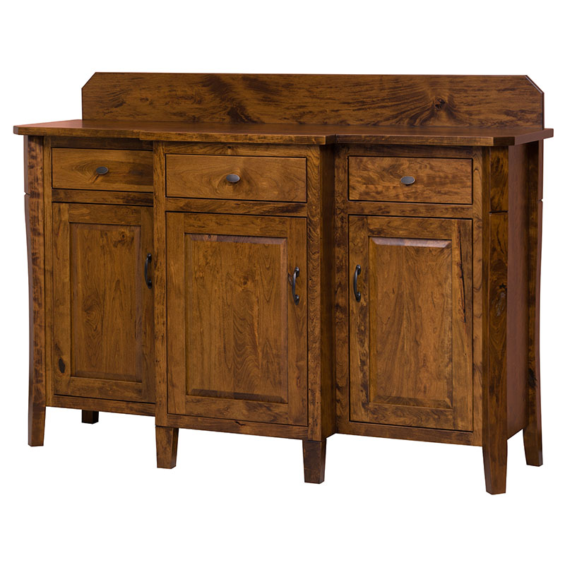 Amish Canterbury Sideboard | Amish Furniture | Shipshewana Furniture Co.