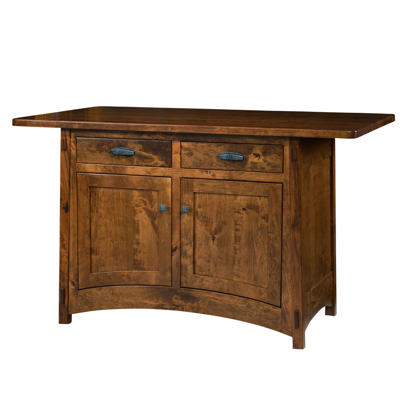 Amish Colorado Island | Amish Furniture | Shipshewana Furniture Co.