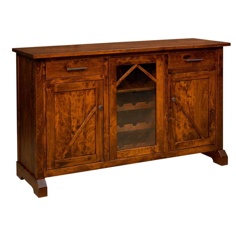Amish Burgdorf Sideboard | Amish Furniture | Shipshewana Furniture Co.