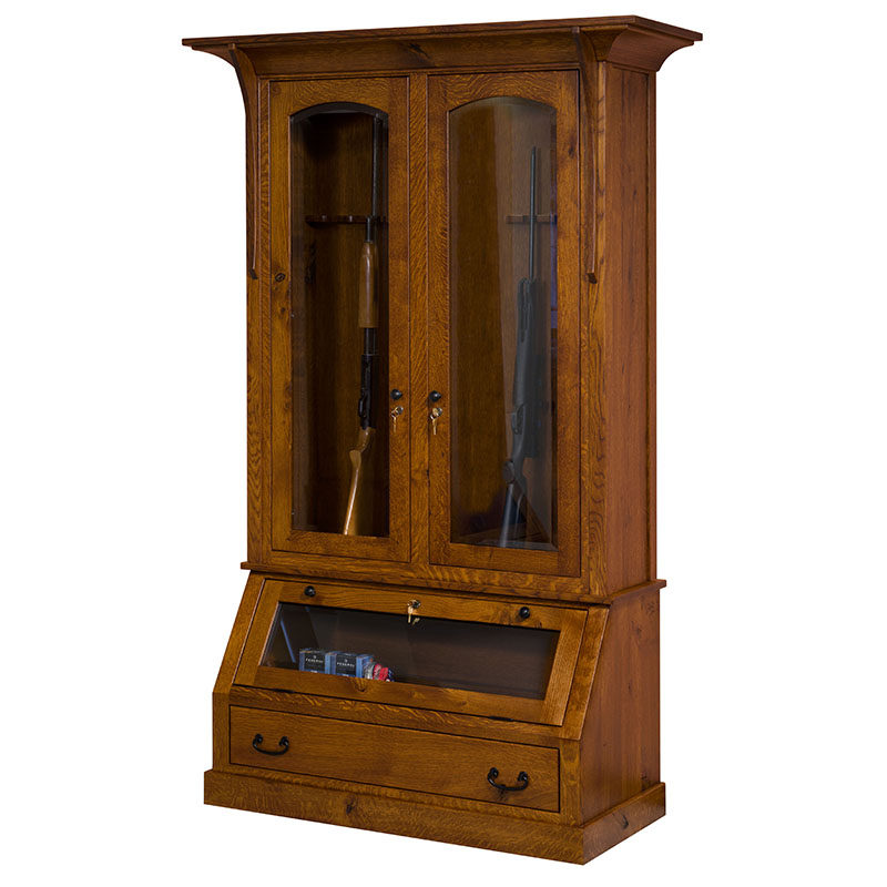Boston Gun Cabinet