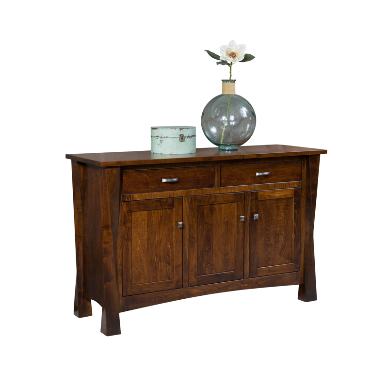 Leonard Sideboard - 3 Door - 2 Top Drawers