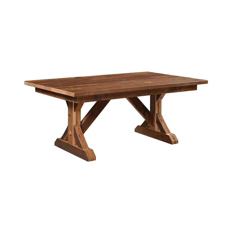 Stretford Dining Table - Solid Top