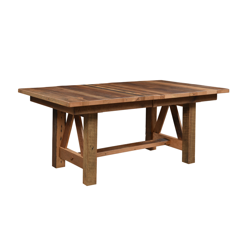 Vienna Dining Table - Solid Table